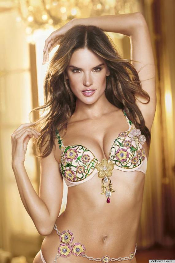 Victoria's Secret Fantasy Bra 2012